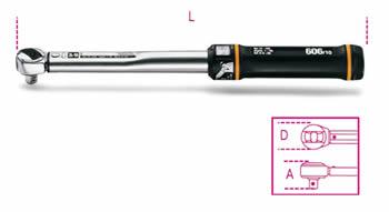 Misure chiave dinamometrica Beta 666N/20