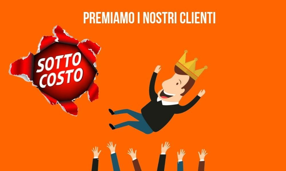 Promo Sottocosto UtensileriaOnline - premiamo i nostri clienti fedeli!