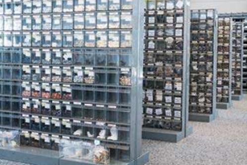 ordine e precisione cassettiera Practibox Fami