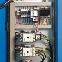Dettagli interni compressore ABAC