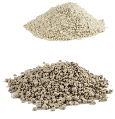 polvere e granuli assorbenti Oko-Pur Airbank