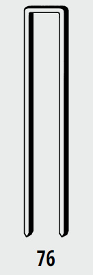 Punti fissatrice 16 NC/50 Barbero