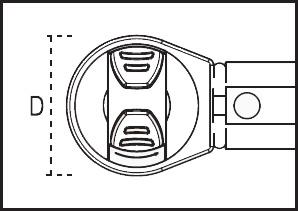 schema D chiave dinamometrica 665 Beta