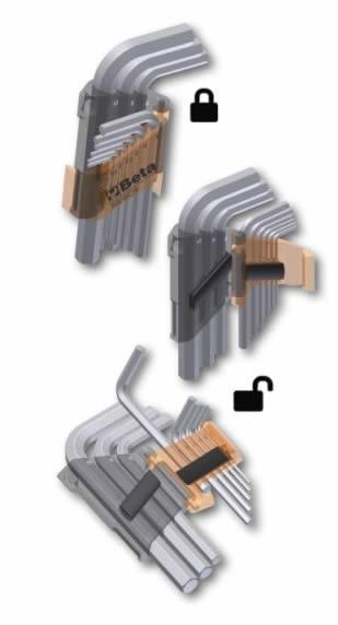 Sistema di Bloccaggio chiavi