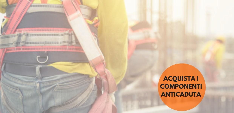 Imbracature anticaduta, cinture di sicurezza e sistemi indispensabili per chi lavora in altezza