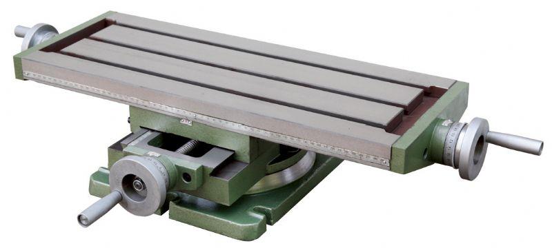 Tavola a croce tavola 240x600mm corsa x 155mm y 370mm cava - Tavola a croce per trapano ...