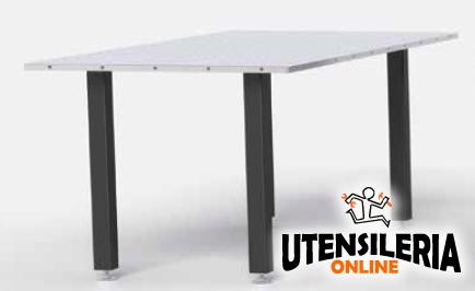 Tavolo da saldatura 4 piedi modello basic 28 - Piedi per tavolo ...