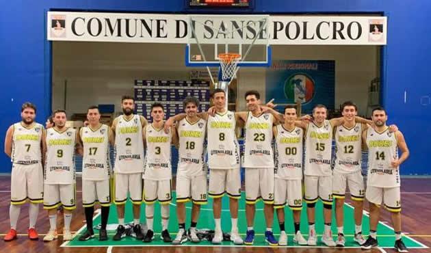 Squadra Dukes Basket Sansepolcro