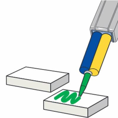 modalità utilizzo adesivi bicomponenti