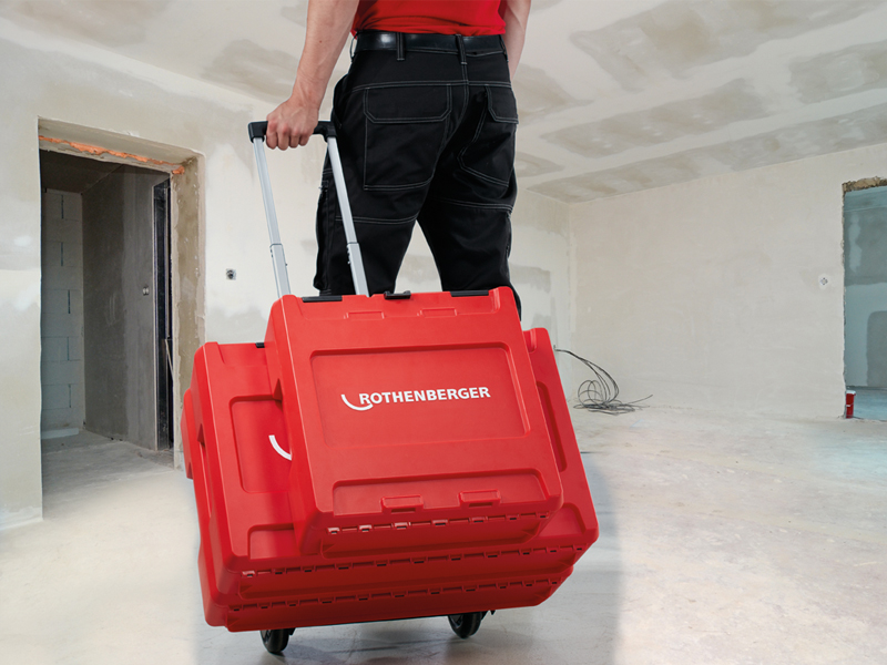 utilizzo Rocase 4212 Rothenberger