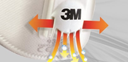 Valvola 3M™ Cool Flow™